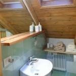 Private bathroom detail